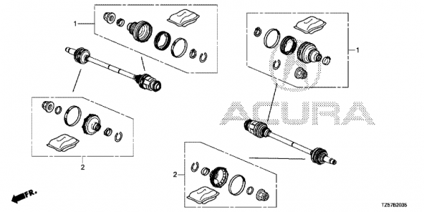 ШРУЗ REAR DRIVESHAFT SET SHORT PARTS.png